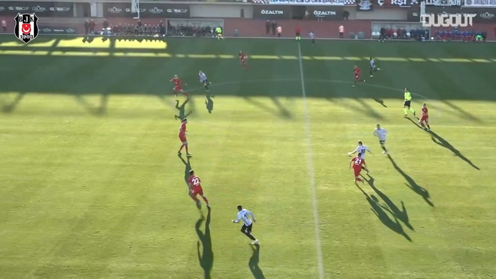 Beşiktaş 2-2 Altınordu Maç Özeti