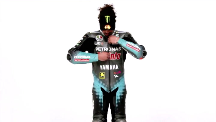 Presentación del Petronas Sepang Racing Team, el equipo de Valentino Rossi