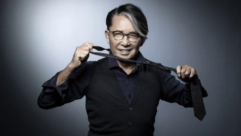 El diseñador de moda Kenzo muere a causa del covid-19