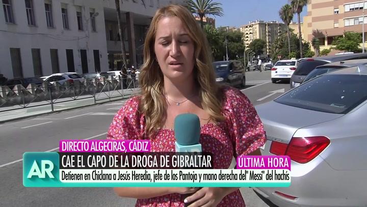 Agreden en directo a una reportera de 'El programa de Ana Rosa'