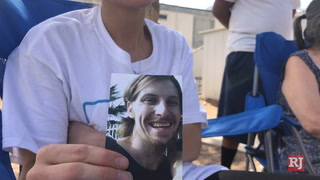Family of a man who was fatally shot by Las Vegas police speak