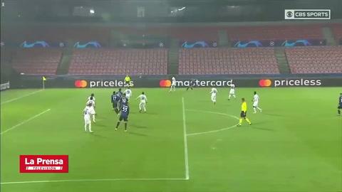 Midtjylland 0 - 4 Atalanta (UEFA Champions League)