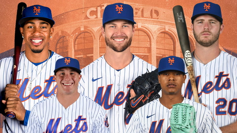 Ranking the Mets' biggest X-factors for the 2021 season