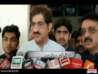 مراد علی شاہ کی اپوزیشن لیڈر پر تنقید