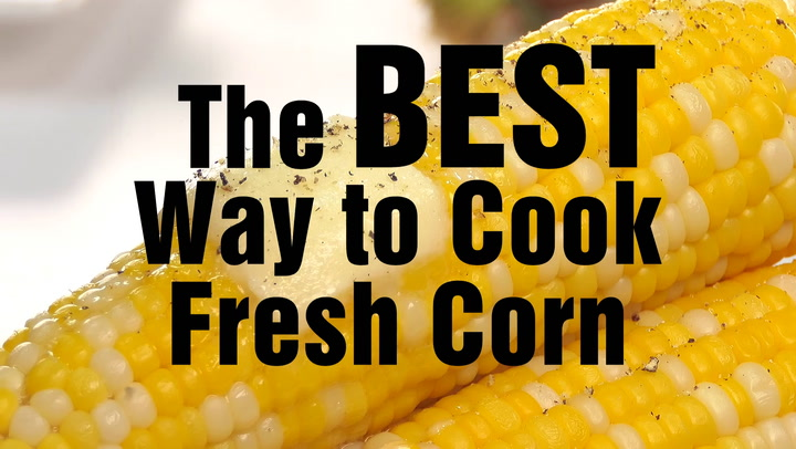 The BEST Way to Cook Fresh Corn on the Cob ~ Oven Roasting!