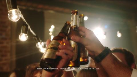 Los Pumas recibieron su recompensa en el Beer Garden de Cerveza Imperial