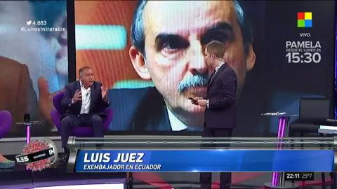 Juez, indignado con las soluciones de Aníbal Fernández y Moreno