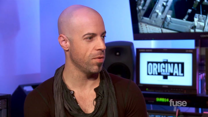 "Interviews: Chris Daughtry ""Doesn't Know Anything"" About 'American Idol' Season 13"