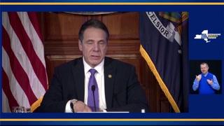 No voy a renunciar, dice el gobernador de Nueva York denunciado por acoso sexual