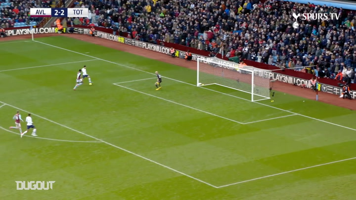 Heung-Min Son's dramatic last-minute winner at Aston Villa