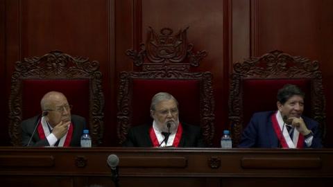 Tribunal Constitucional de Perú analiza recurso que busca excarcelar a Keiko Fujimori