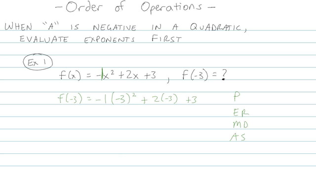 Order of Operations - Problem 8