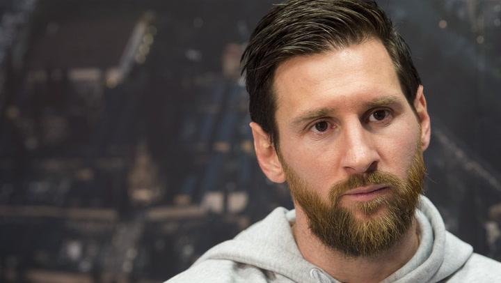 Messi sobre la reciente polémica con Abidal