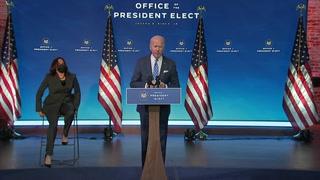 Biden desvela su paquete de estímulo de USD 1,9 billones