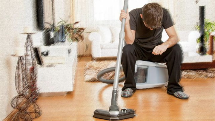 Vacuuming: You're Doing It Wrong!