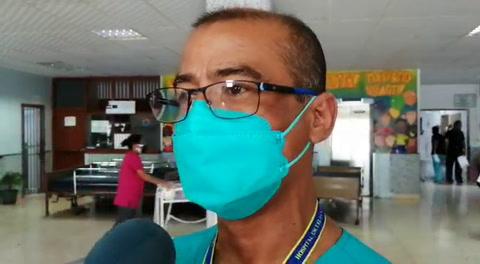 Hospital Escuela habilita 50 cupos en sala Covid ante alta demanda de pacientes