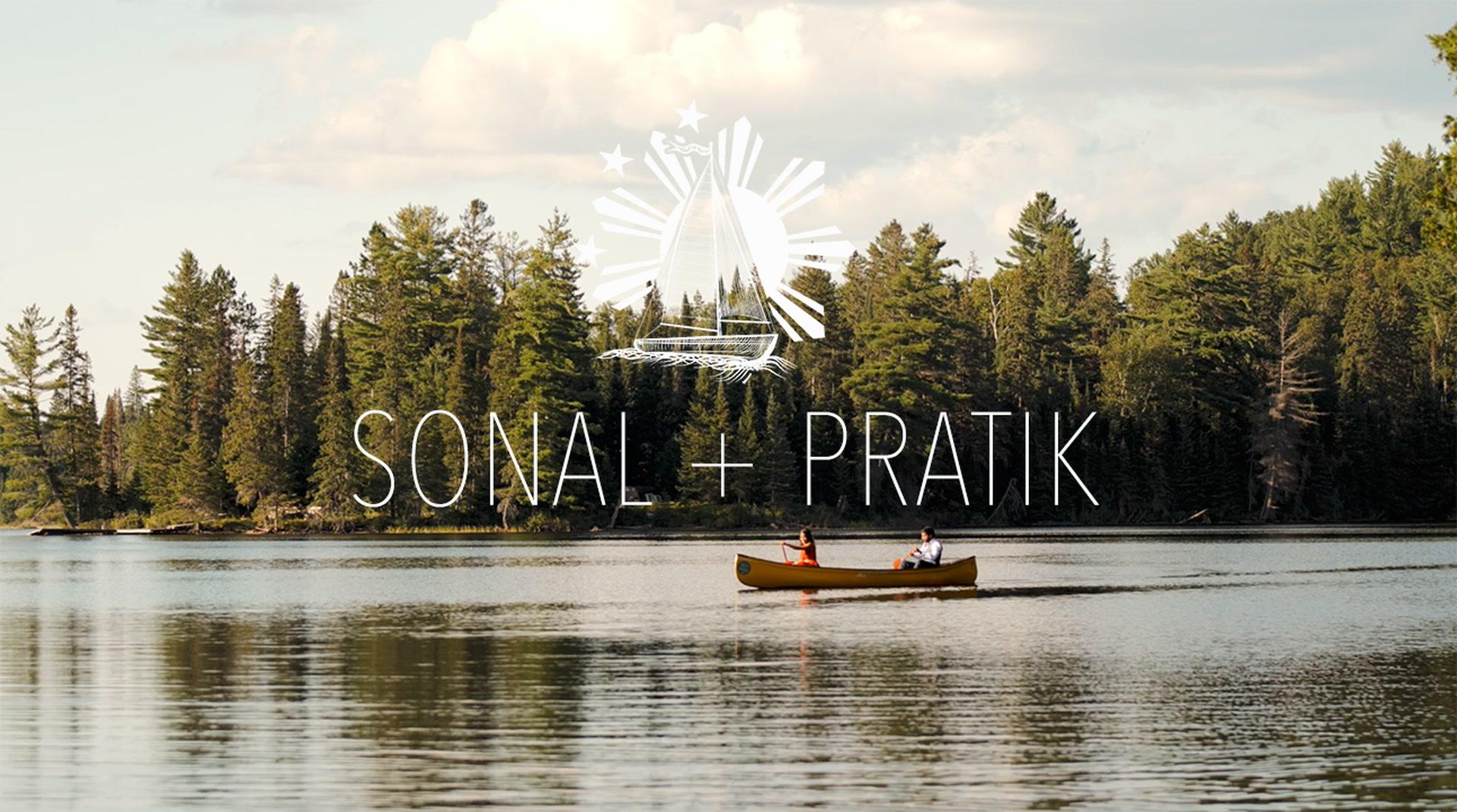 Sonal + Pratik   Algonquin Park, Canada   Arowhon Pines