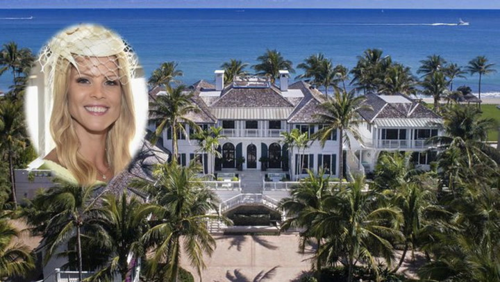 Tiger Woods' Ex-Wife Elin Nordegren Selling Her Post-Divorce Mansion