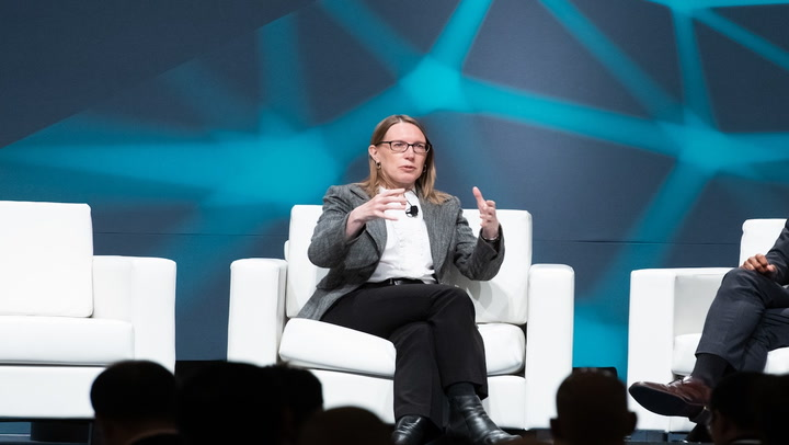 SEC's Peirce on Bitcoin ETPs, Crypto Adoption by Corporates