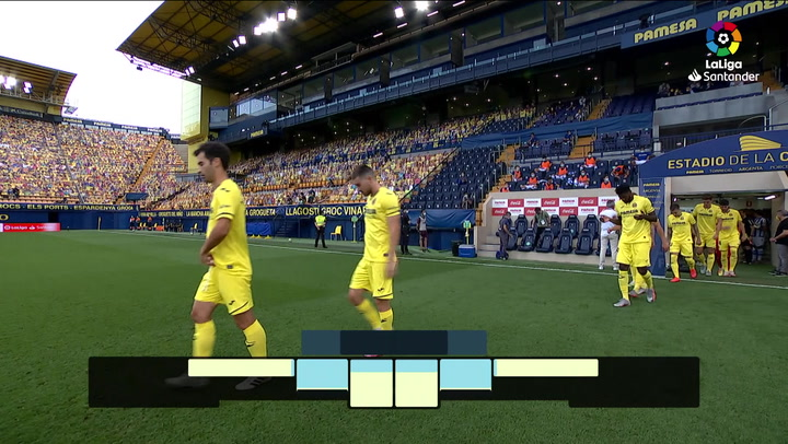 LaLiga (J36): Resumen y goles del Villarreal 1-2 Real Sociedad