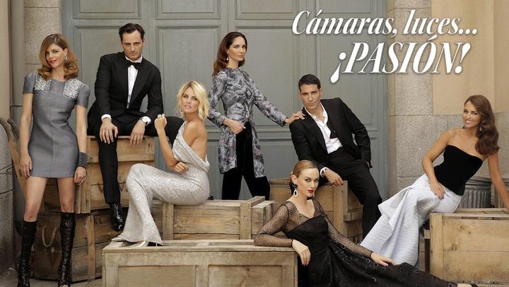 \'Making of\': Los protagonistas de \'Velvet\' en ¡HOLA! Fashion