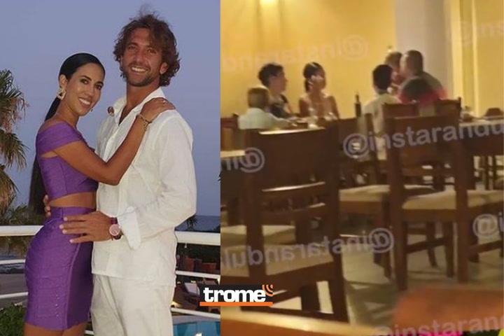 Antonio Pavón: Así fue la pedida de mano a los padres de su novia Joi Sánchez