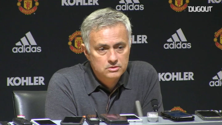 "Mourinho: ""One Team Played The Game Of Their Lives..."""