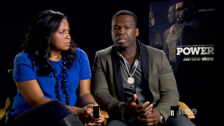 "Interviews: 50 Cent on ""Power"" (June 2014)"