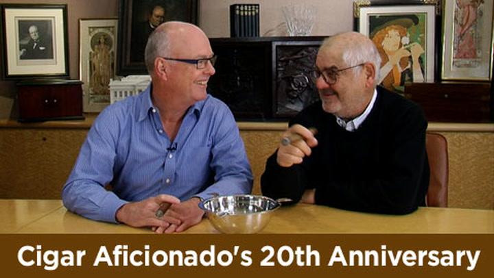 Cigar Aficionado's 20th Anniversary