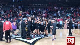 Las Vegas Aces' Season Finale