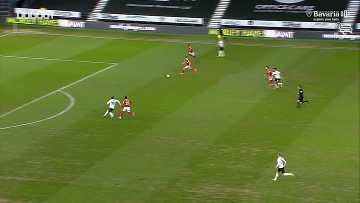 Colin Kazim-Richards helps give Rams all three points vs Middlesbrough