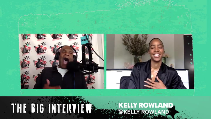 Kelly Rowland Shares How She's Making The Most Of Her Time During Quarantine