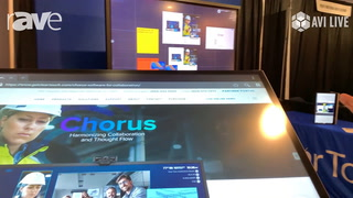 AVI LIVE: Clear Touch Presents Interactive 7000 Series PCAP Panel with Chorus Software