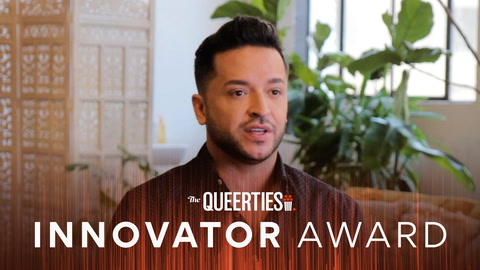 Jai Rodriguez, The #Queerties INNOVATOR AWARD nominee