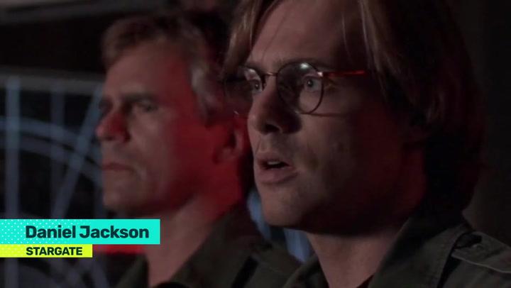 Stargate fanfiction daniel