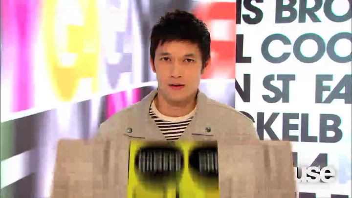 Shows: Top 100:  Harry Shum Jr. Has been Hip-notized by Shakira
