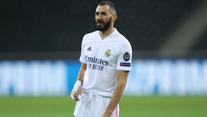 Los números de Benzema con el Real Madrid
