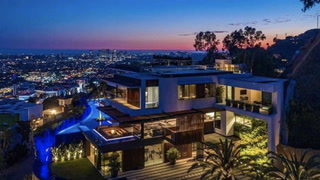 Try to Take In the Vast Expanse of the Biggest Home Ever Built in the Hollywood Hills