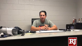 Tony DeFrancesco talks about the loss to Salt Lake