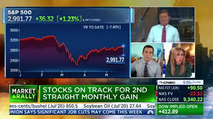 CNBC Segment Explodes As Anchors Spar On-Air Over Death Toll