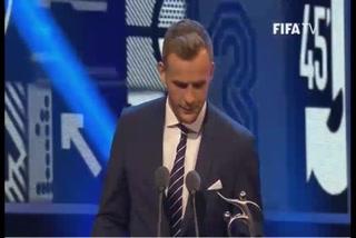 El premio al juego limpio es Lennart Thy, jugador del VVV-Venlo
