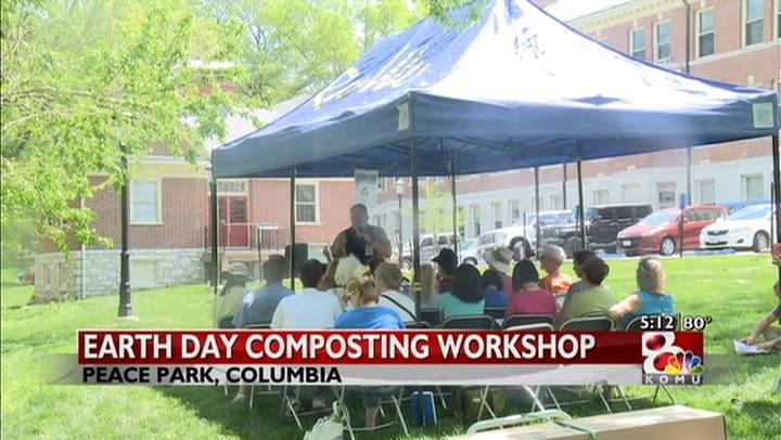 Earth Day Festival composting workshops raise eco-awareness