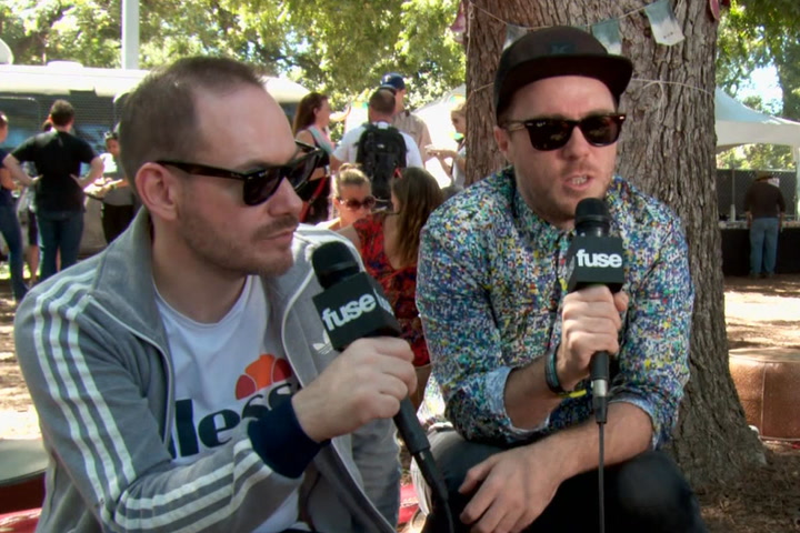 Interviews: Chvrches at ACL Fest 2014