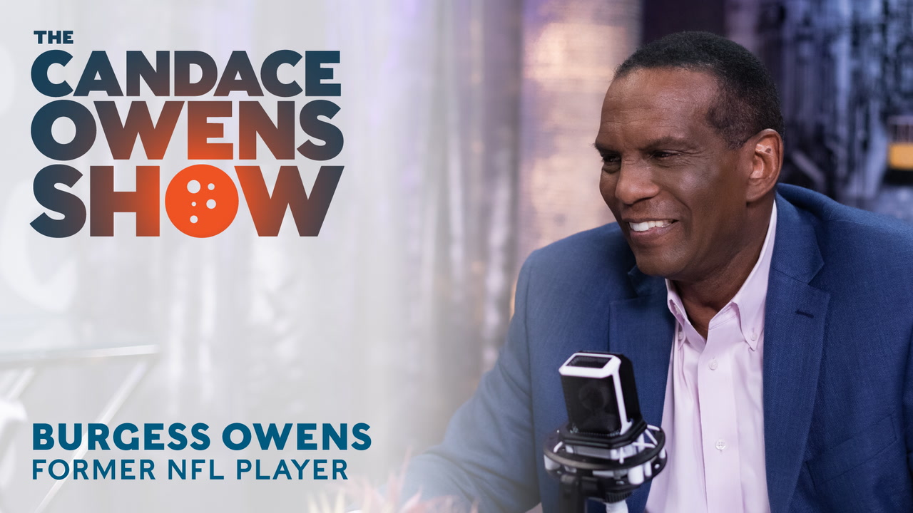 The Candace Owens Show: Burgess Owens