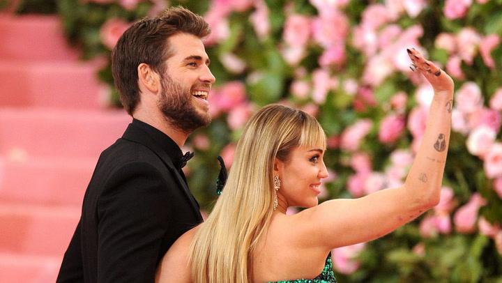 La prueba definitiva de que Liam Hemsworth ha olvidado a Miley Cyrus un año después de su ruptura