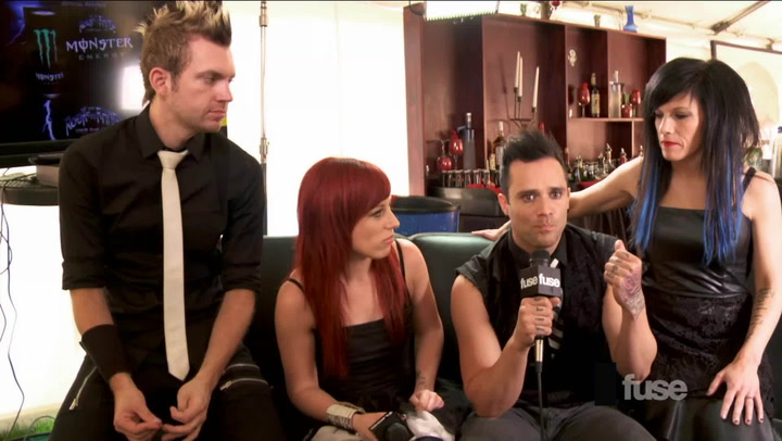 Festivals:Rock On The Range 2013: Skillet 'Rise'!