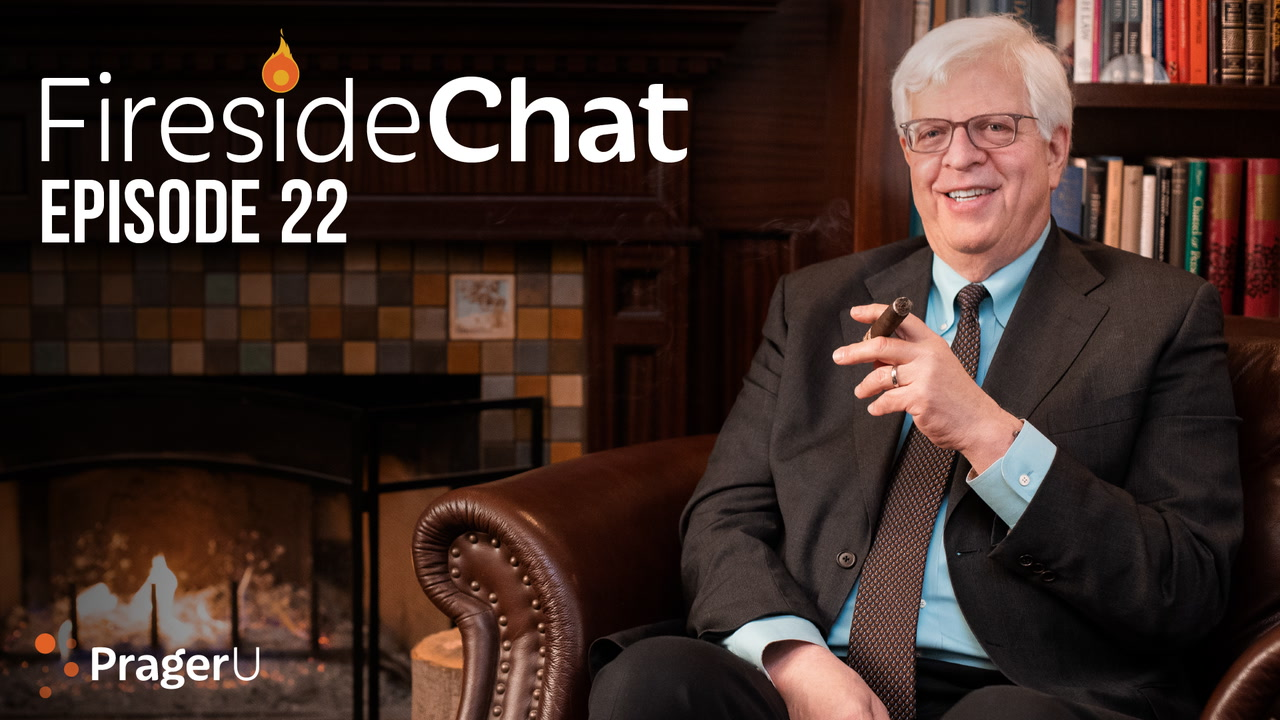 Fireside Chat Ep. 22 - Natural Disasters, Bible, and History
