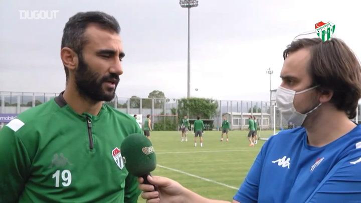 Selçuk Şahin, Bursaspor'un Son Durumunu Değerlendirdi
