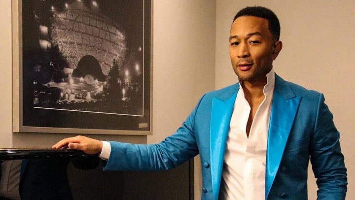 John Legend es \'el hombre más sexy del mundo\' según \'People\' y Chrissy Teigen ya bromea al respecto