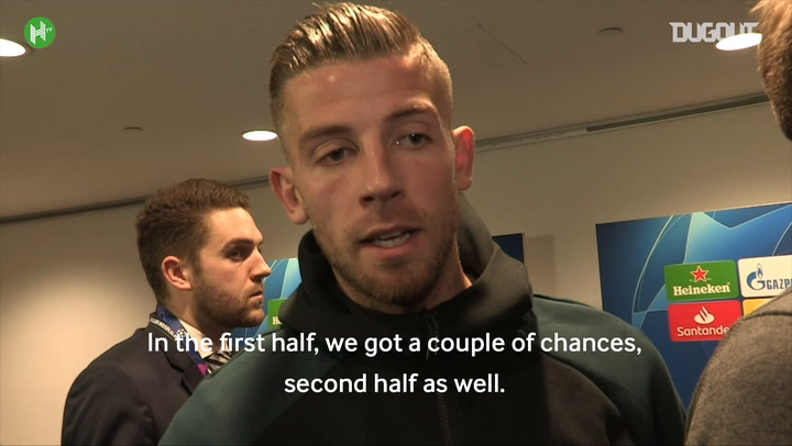 Toby Alderweireld: Spurs Can Beat Anyone